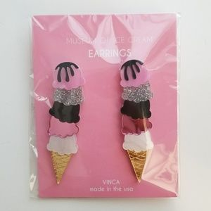 Museum of Ice Cream Earrings